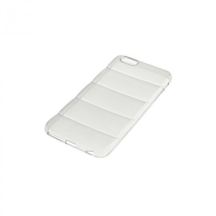 TPU Case pentru iPhone 6 Plus LINES Culoare Transparent