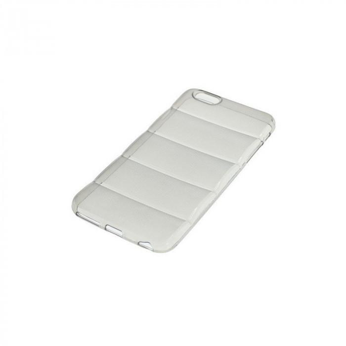 TPU Case pentru iPhone 6 Plus LINES Culoare Verde foto mare