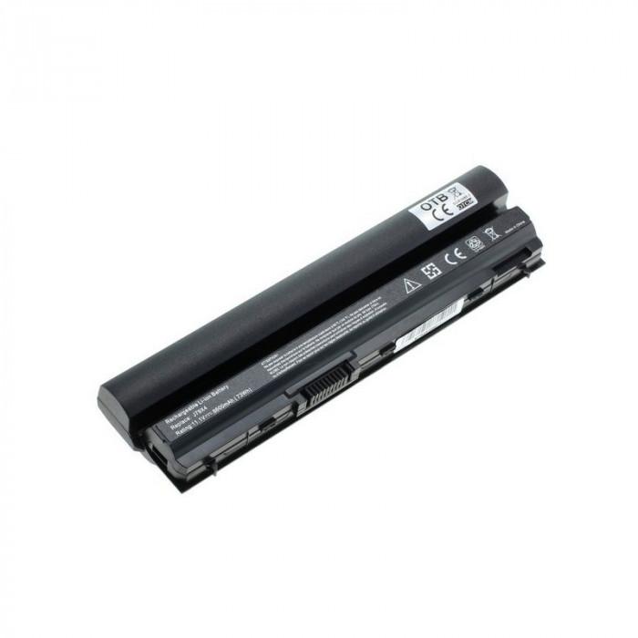 Acumulator pentru Dell Latitude E6120 E6220 E6230 Capacitate 6600 mAh foto mare