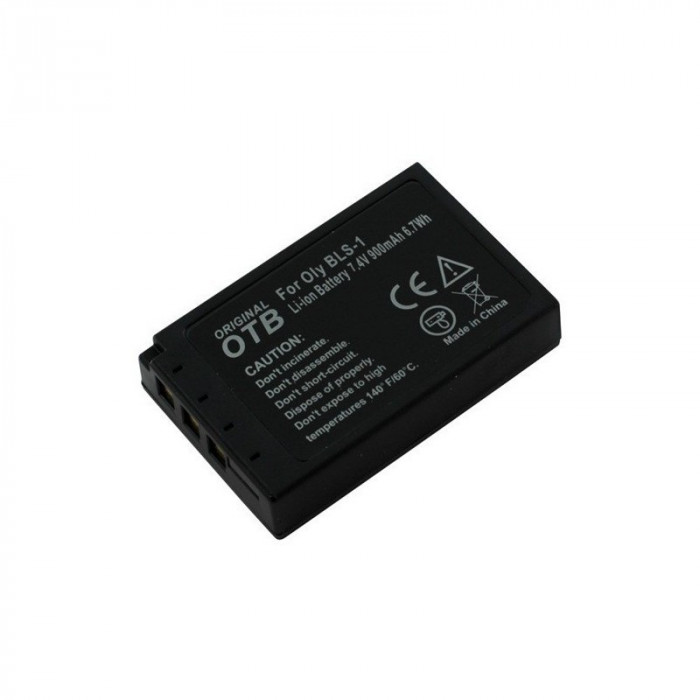 Baterie pentru Olympus BLS-1 900mAh Li-Ion ON1478