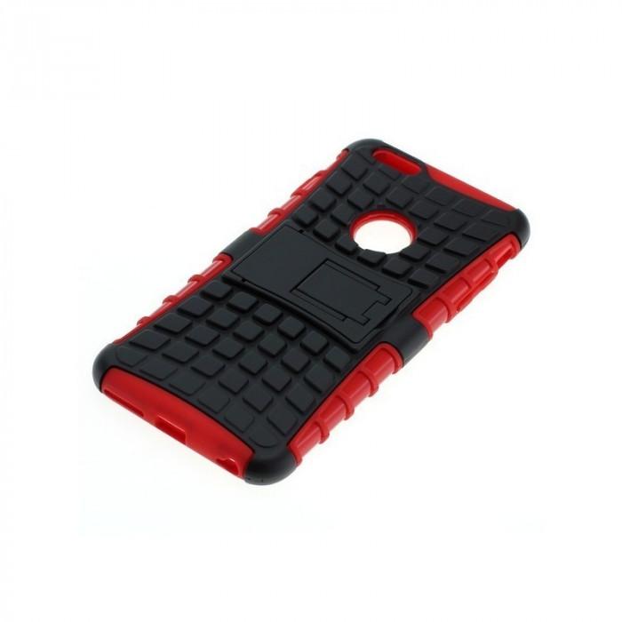 Husa antisoc pentru iPhone 6 Plus / 6S Plus negru- foto mare