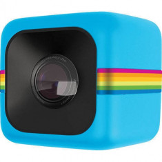 Camera Video de Actiune Polaroid Sport Cube Full HD Albastru - Camera Video Actiune Polaroid, Card de memorie