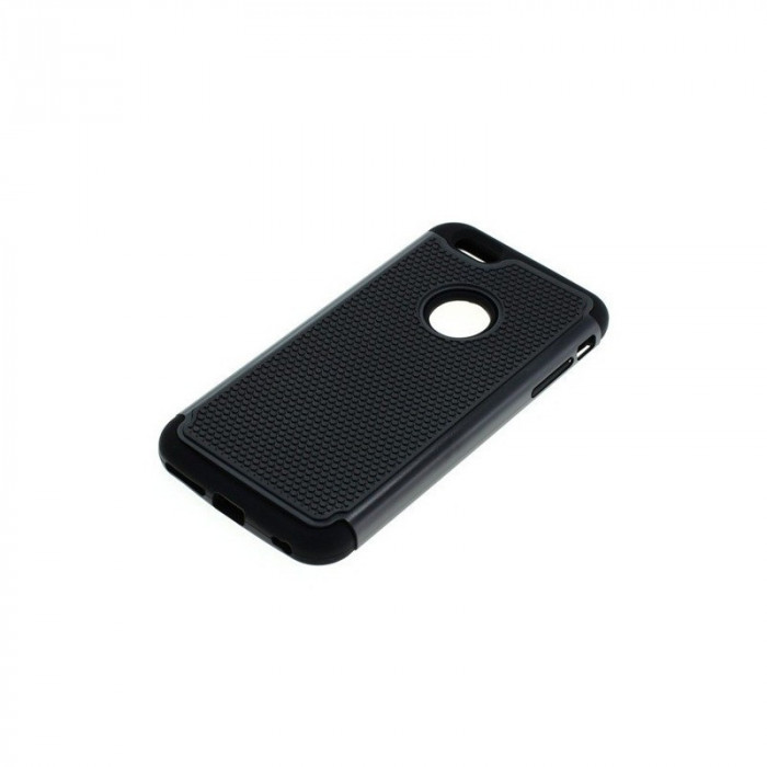 Husa antisoc pentru iPhone 6 Plus / 6S Plus negru foto mare