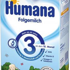 Lapte praf Humana Prebiotic 3, bebelusi de la 10 luni - Lapte praf bebelusi
