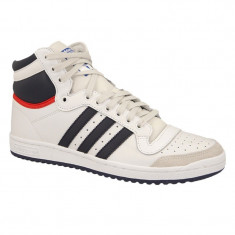 Adidasi Adidas Top Ten Hi-Adidasi Originali-Adidasi Piele D65161 - Ghete barbati Adidas, Marime: 44, 45 1/3, Culoare: Din imagine