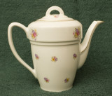 Lichidare colectie - ceainic portelan model 8