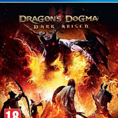 Joc consola Capcom DRAGONS DOGMA DARK ARISEN HD PS4 - Jocuri PS4