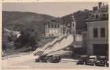 PIATRA NEAMT , MUZEUL  CUCUTENI , MASINI  DE EPOCA  , LIBRARIA  V.  IONESCU, Necirculata, Fotografie