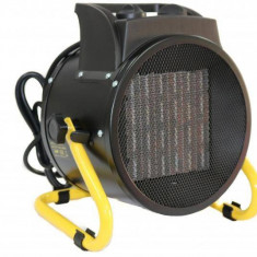 Aeroterma electrica Intensiv PRO 3kW PTC 230V Negru Galben