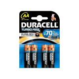 4x Duracell Duralock Turbo Max LR6 AA - Baterie Aparat foto