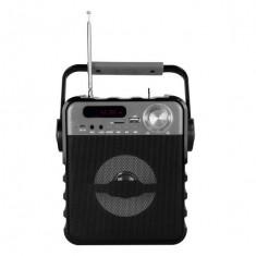 Boxa portabila Mediatech Partybox Compact Bluetooth Black