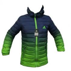 Geaca Adidas Waterproof Model De Iarna - Geaca barbati Adidas, Marime: M, L, XL, XXL, Culoare: Verde