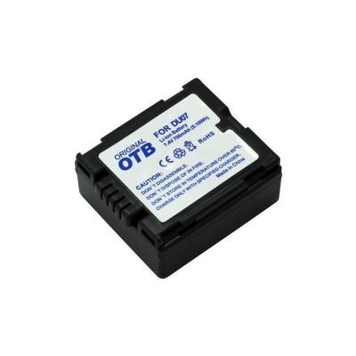 Baterie pentru Panasonic CGA-DU7 Li-Ion ON1424 foto