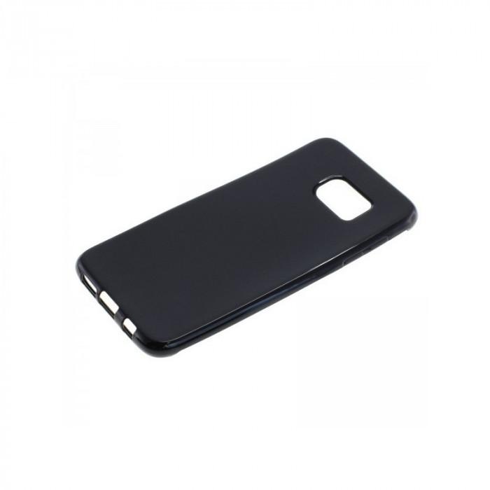 TPU Case pentru Samsung Galaxy S7 Edge Negru ON308 foto mare