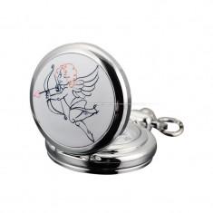 Ceas de buzunar, miscare quartz - WPK071
