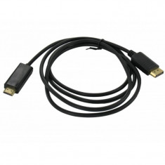 Display Port Male to HDMI Male Cable 1.5 meter YPC - Cablu