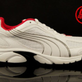 Adidași-Pantofi Sport Femei Puma Stratify Originali, Noi in Cutie, Albi, Usori (E) - Adidasi dama Puma, Marime: 35.5