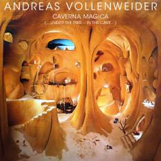 Andreas Vollenweider Caverna Magica LP (vinyl) - Muzica Ambientala