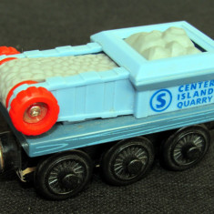 Thomas and Friends ✯ Wooden Railway ✯ CONVEYOR BELT CAR ✯ Magnetic Vagon ✯ 2003 - Trenulet, Locomotive