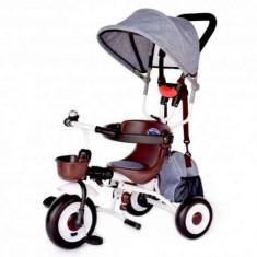 Tricicleta pliabila Plika Plum Skutt - Tricicleta copii