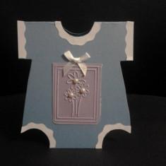 Invitatii Handmade - Invitatii botez