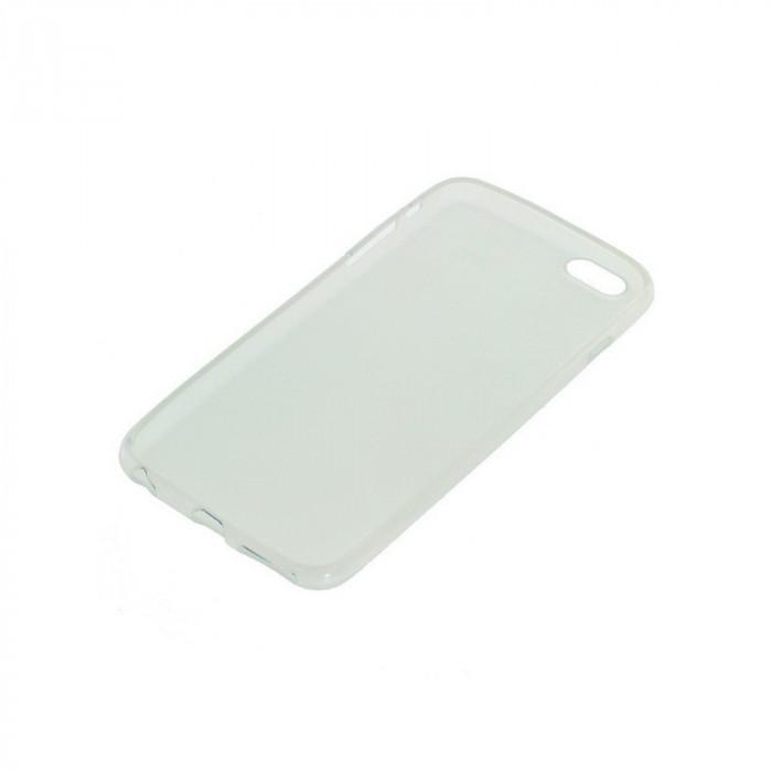 TPU Case pentru iPhone 6 Plus Culoare Transparent foto mare