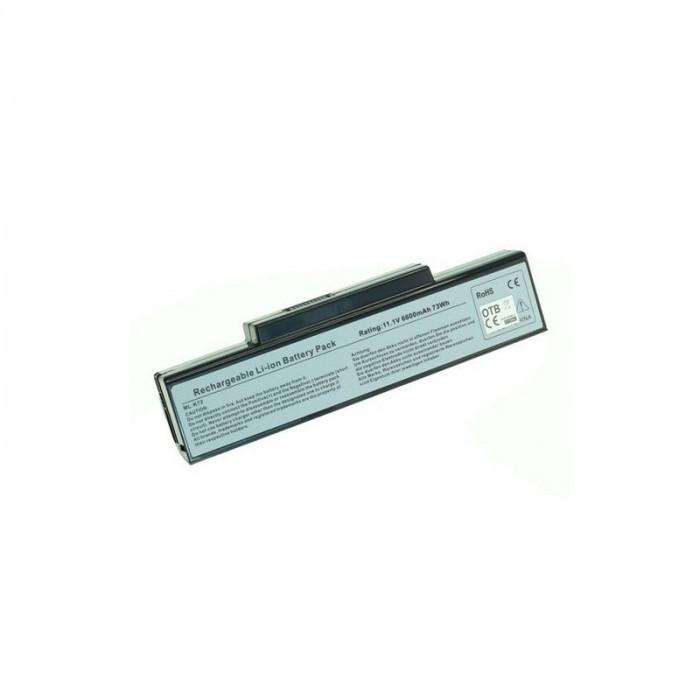 Acumulator pentru Asus A32-K72 A32-N71 Capacitate 6600 mAh