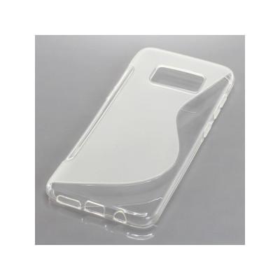TPU Case pentru Samsung Galaxy S8 transparent foto