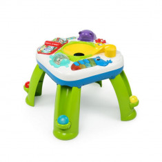 Masuta de activitati Get Rollin' Activity Table Bright Starts - Instrumente muzicale copii
