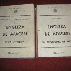 Engleza de afaceri - Fulvia Turcu, Violeta Nastasescu (2 vol.)