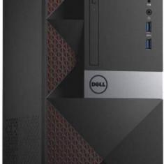 Sistem desktop Dell WST VOSTRO 3668 Intel Core i5-7400 3.0 GHz 8GB DDR4 HDD 1TB GeForce GTX 710 Windows 10 Pro Black - Sisteme desktop fara monitor