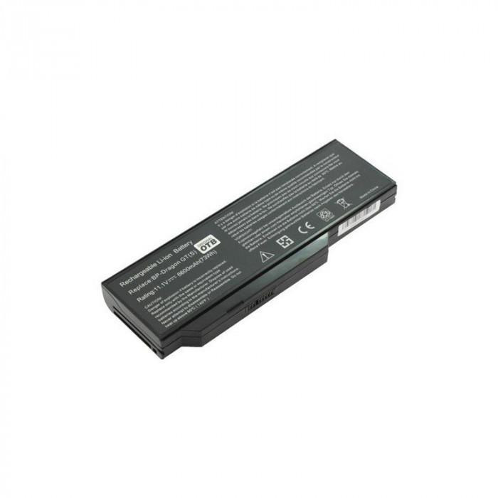 Acumulator pentru Medion MIM2070 - MIM2240 Capacitate 6600 mAh foto mare