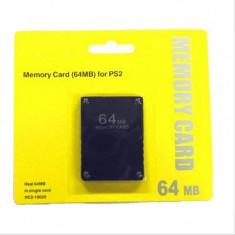 Card memorie Playstation 2 Capacitate 64MB