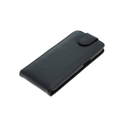 Husa Flipcase pentru Samsung Galaxy S7 Edge Culoare Negru foto