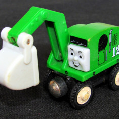 Thomas and Friends ✯ Rare Wooden Railway ✯ ALFIE ✯ Magnetic Vehicle ✯ 2003, Locomotive