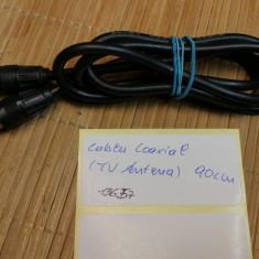 Cablu Coaxial (TV Antena) 90 cm (13657)