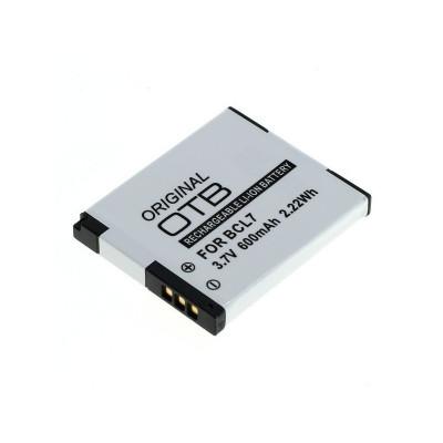 Acumulator pentru Panasonic DMW-BCL7 ON2760 foto