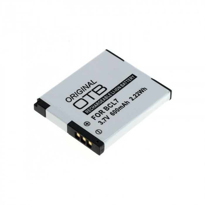 Acumulator pentru Panasonic DMW-BCL7 ON2760 foto mare