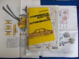 GH. TOCAIUC - ECHIPAMENTUL ELECTRIC AL AUTOMOBILELOR ( CU PLANSE ) - 1982