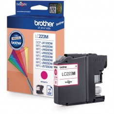 Cartus Original Brother LC223M, Cartridge Magenta