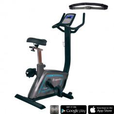 Bicicleta magnetica inSPORTline inCondi UB600i - Bicicleta fitness inSPORTline, Bicicleta verticala magnetica, Max. 180