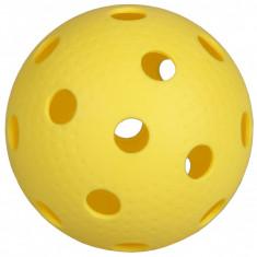 Dimple Minge floorball alb - Puk hochei