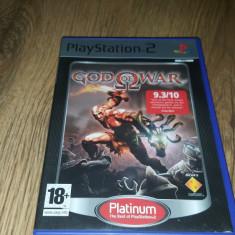 Joc GOD OF WAR 1 I ps2, playstation2 ps 2 original - Jocuri PS2 Sony, Actiune, 18+, Single player