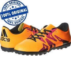 Pantofi sport Adidas X 15.4 pentru barbati - adidasi originali - adidasi fotbal - Ghete fotbal Adidas, Marime: 42, 43 1/3, 44 2/3, Culoare: Din imagine, Teren sintetic: 1