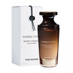 Apă de parfum Vanille Noire/Vanilie Neagra Yves Rocher - Parfum femeie Yves Rocher, 50 ml