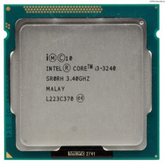 Procesor Gaming Intel Ivy Bridge, Core i3 3240 3.4GHz Socket 1155 - Procesor PC Intel, Intel Core i3, Numar nuclee: 2, Peste 3.0 GHz