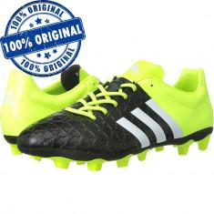 Pantofi sport Adidas Ace 15.4 pentru barbati - adidasi originali - ghete fotbal, Marime: 40, 40 2/3, 41 1/3, 42 2/3, 43 1/3, Culoare: Din imagine, Iarba: 1