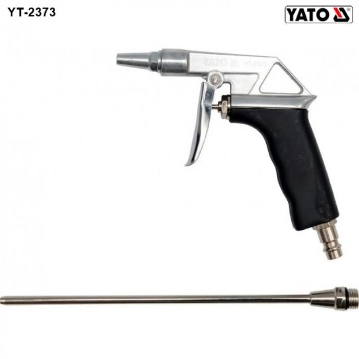 Pistol pentru suflat cu tija prelungitoare YATO foto mare