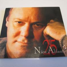 Rar! Cd Nicu Alifantis albumul  25-Made in Denmark 1998