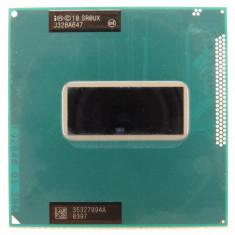Procesor Laptop Ivy Brdige Intel Core Mobile i7-3630QM 2.4GHz CPU SR0UX G2, Intel 3rd gen Core i7, Peste 3000 Mhz, Numar nuclee: 4